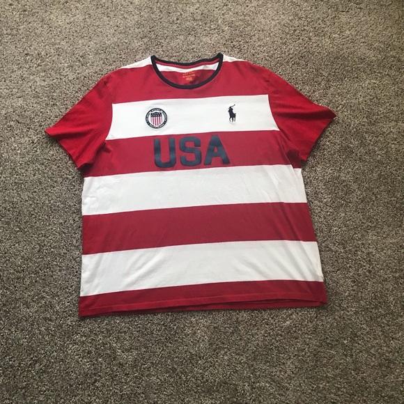 Polo USA tee shirt